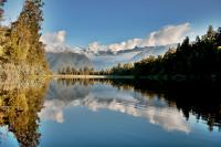 HDR Lake Matheson (Mirrorlake)