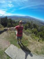 Selfie @ Rainbow Mountain