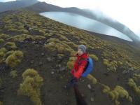 Blue Lake @ Tongariro National Park