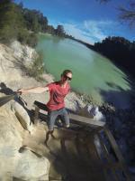 Selfie @ Green Lake
