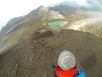 Green Lakes @ Tongariro Alpine Crossing