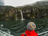 Wasserfälle - Milford Sound