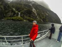 Selfietime - Milford Sound