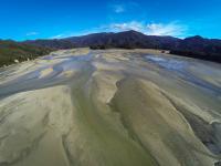 Abel Tasman - Awaroa Inlet (Luftaufnahme)