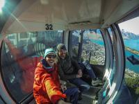 Queenstown Gondola Selfie