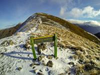 10 Minuten zum Gipfel: Mt. Luxmore