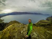 Selfie, Lake Hawea (See)