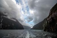 Bootsfahrt - Milford Sound