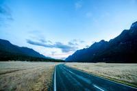 Heimfahrt nach Te Anau