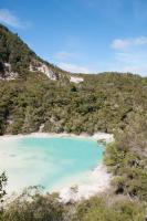 Volcanic Lake @ Rainbow Mountain