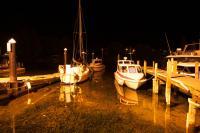 Hafen von Taupo @ night