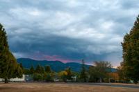 Sonnenuntergang Turangi