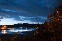 Brücke in Raglan