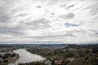Aussicht auf Wanganui