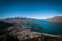 Queenstown, Remarkables & Lake Wakatipu