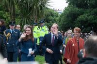 Die Royals in Wellington