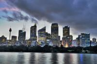 HDR Sydney Skyline